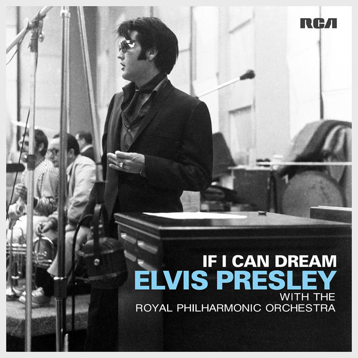 Elvis 'colabora' con Michael Bublé en 'If I Can Dream'