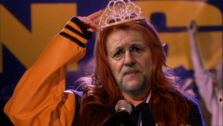 Y el ganador de las elecciones y de un pase para visitar la Moncloa es... ¡MarianoRajoy!