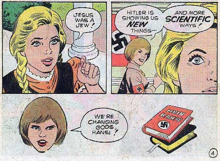 ¡La ciencia, la gran amiga de Hitler!