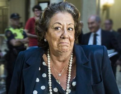 #RitaLeaks: Las facturas más escandalosas de Rita Barberá