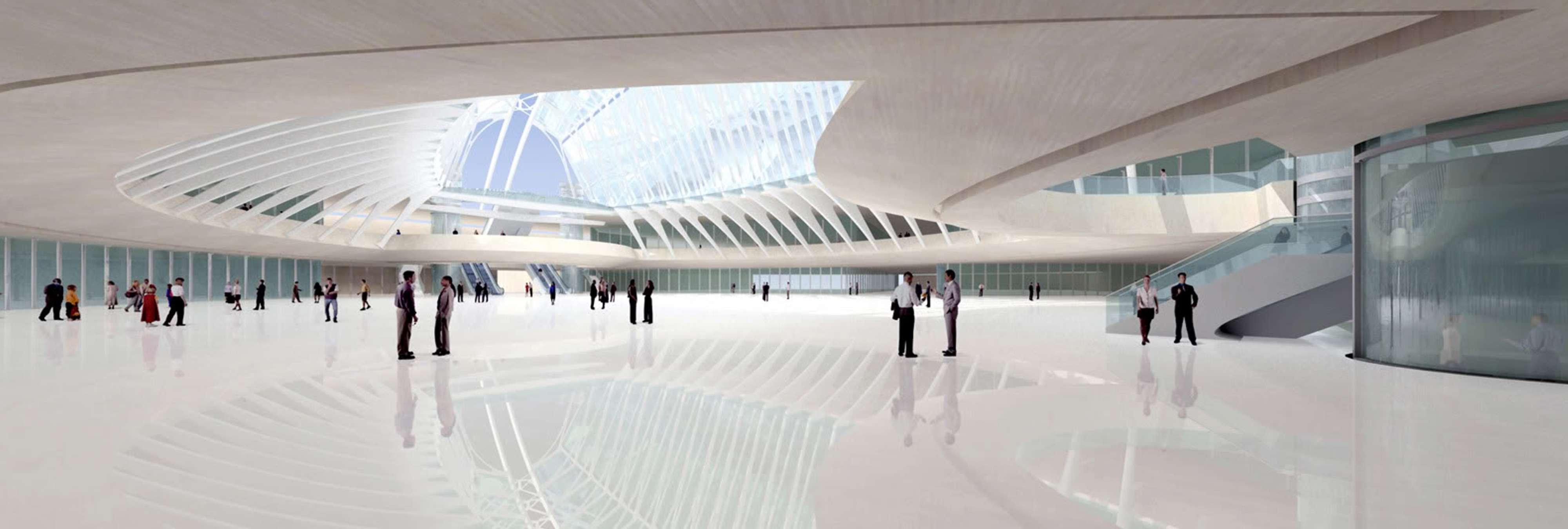 El Oculus de Nueva York, la última incorporación a las polémicas de Calatrava