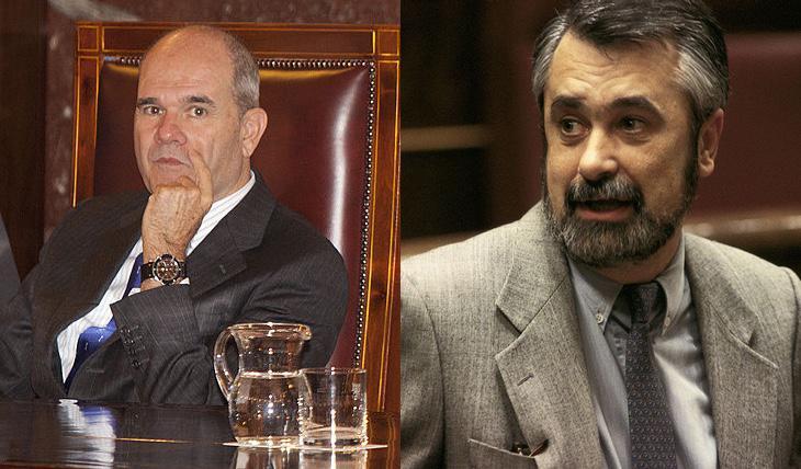 Manuel Chaves y José Antonio Griñán, investigados por los ERE