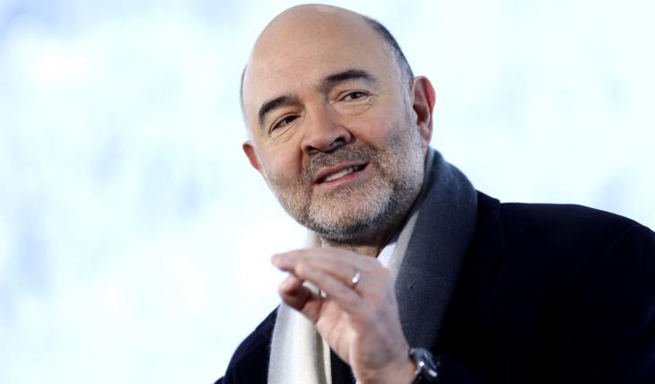 Pieere Moscovici, comisario europeo de Asuntos Económicos y Financieros
