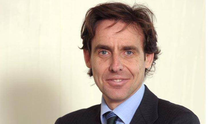 Javier López Madrid, el 'compi yogui'