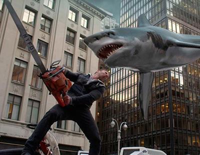 El fenómeno 'Sharknado': cómo pasó de serie B a saga de culto