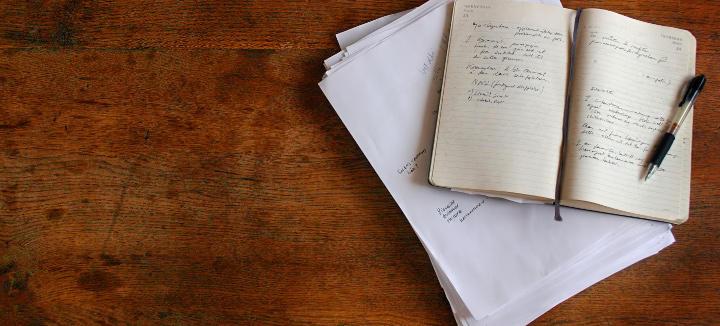 Ser escritor y publicar un libro es como llegar a la cima de una montaña