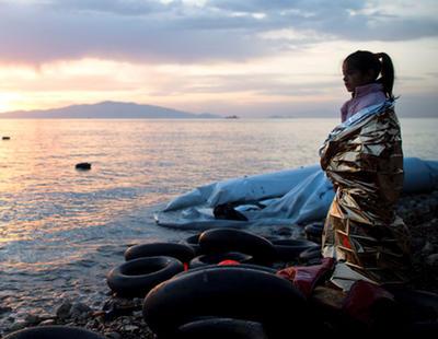 Así son los primeros días de los refugiados al llegar a Europa