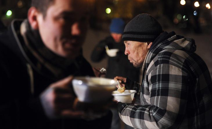22 millones de rusos viven por debajo del umbral de la pobreza
