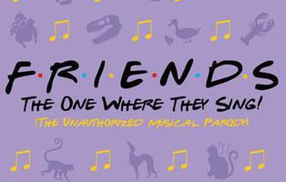 ¡Vuelve 'Friends'! ¡Y en forma de musical!