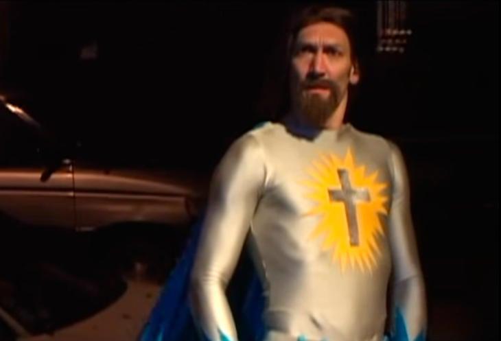 Ultrachrist, un Jesucristo moderno