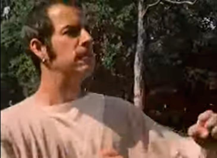 Un Jesús que caza vampiros y pelea con lucha mexicana