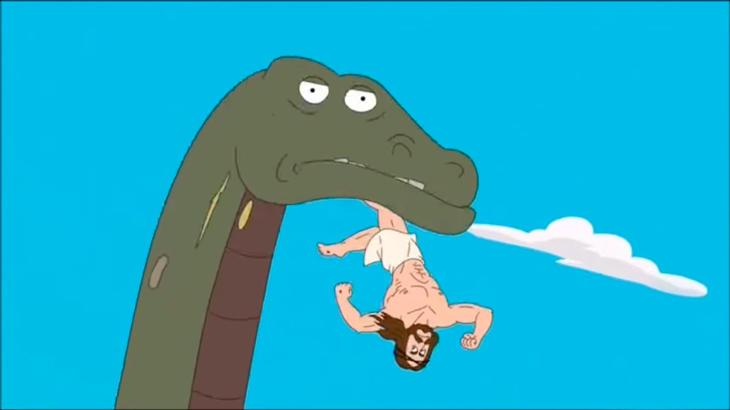 Jesús acabó con los dinosaurios