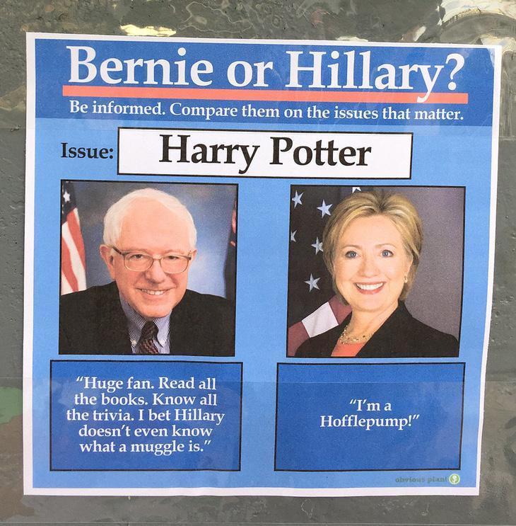 ¿Bernie o Hillary?