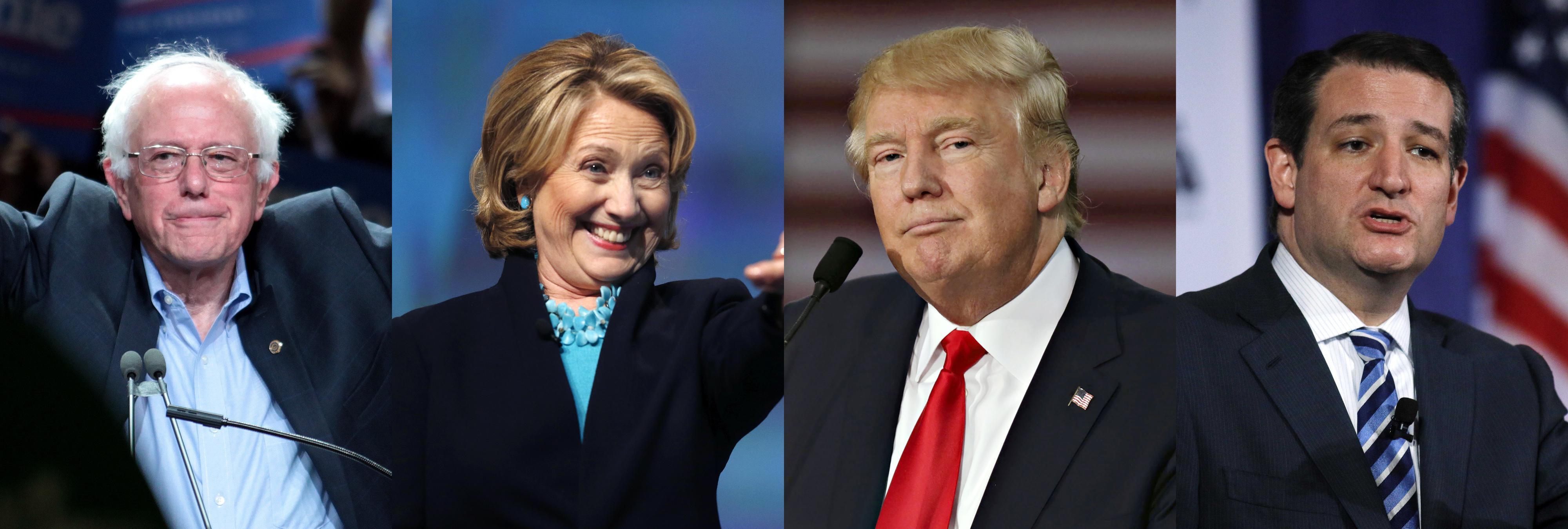 Hemos imaginado 4 posibles finales de las elecciones de Estados Unidos