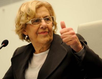 Manuela Carmena reduce la deuda de Madrid a mínimos históricos