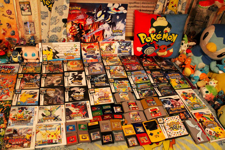Pokémon tiene videojuegos para todos los gustos