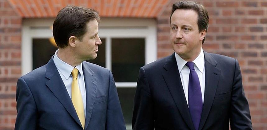 A Nick Clegg le ha salido muy caro su último BFF