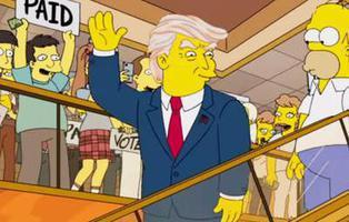 El triunfo de Donald Trump y otras predicciones que 'Los Simpson' hicieron del futuro