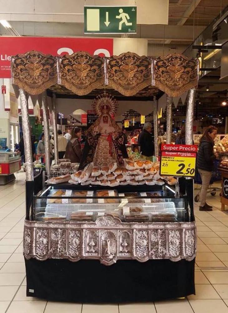 La Virgen de la Torrija