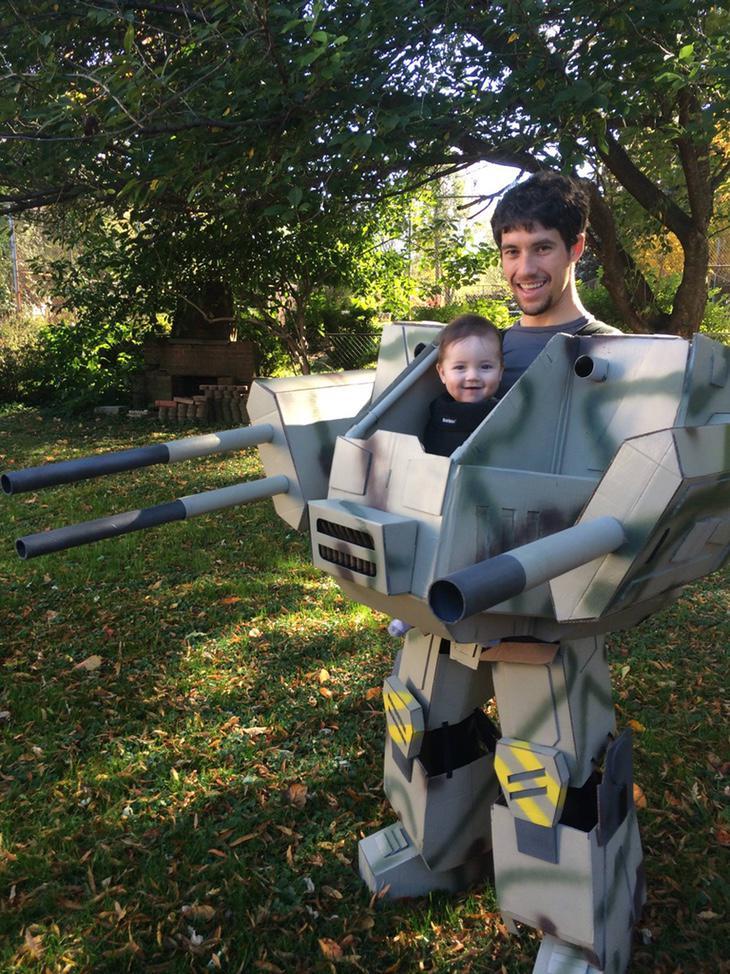 ¡Es el Transformer más adorable que hemos visto!