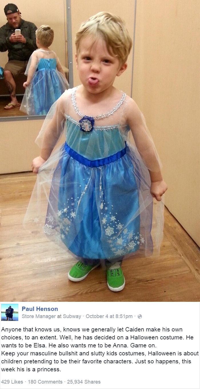 Ojalá a nosotros nos quedara tan bien el vestido