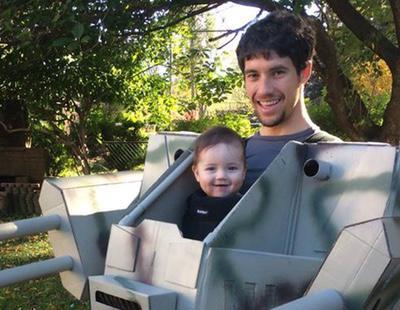 15 padres muy molones que se convirtieron en héroes mundiales