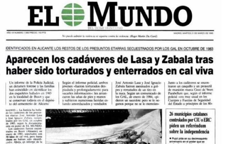 El Mundo, 1995