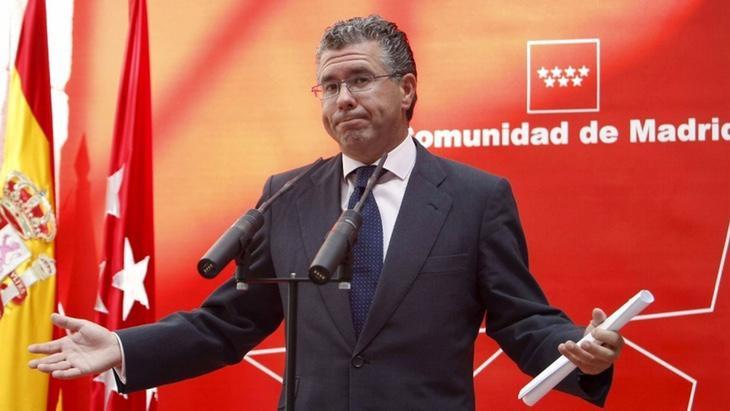 Francisco Granados, condenado por la trama Púnica