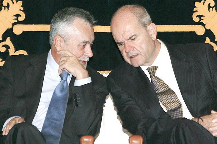 Cháves y Griñán, relacionados con el caso de los ERE