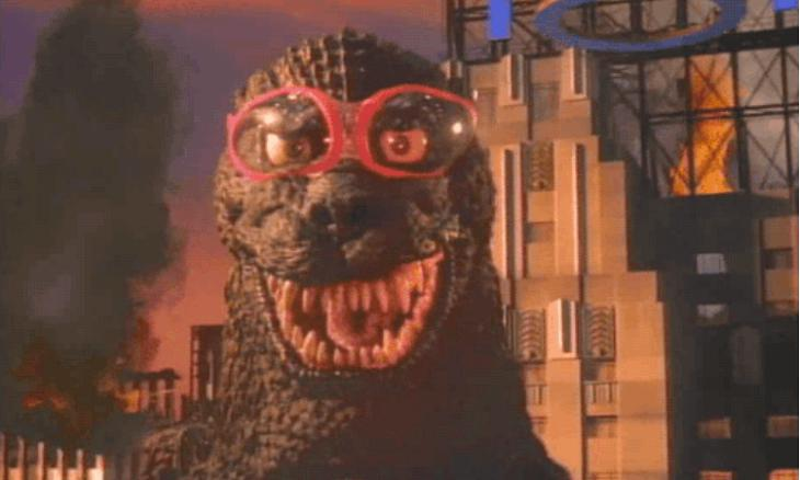 Pillaron muy bien el espíritu de Godzilla