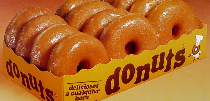 No existe ningún ser humano que no haya probado el suculento bocado de un donut
