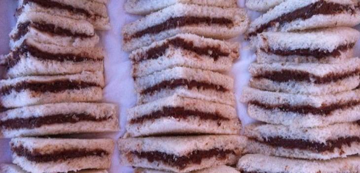¿Qué sería de un cumpleaños de los años 80 y 90 sin los sándwich de Nocilla?