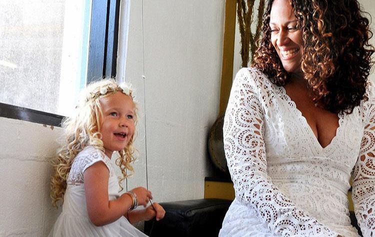 Aminah y Leila