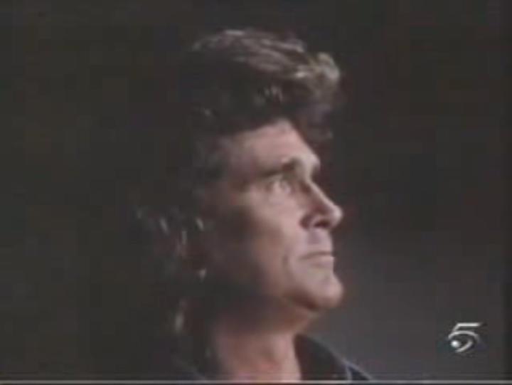 Michael Landon como víctima preferida del doblaje