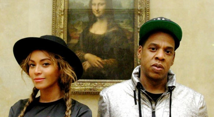 Beyoncé y Jay-Z te invitan a unirte al frente de liberación del arte expositivo