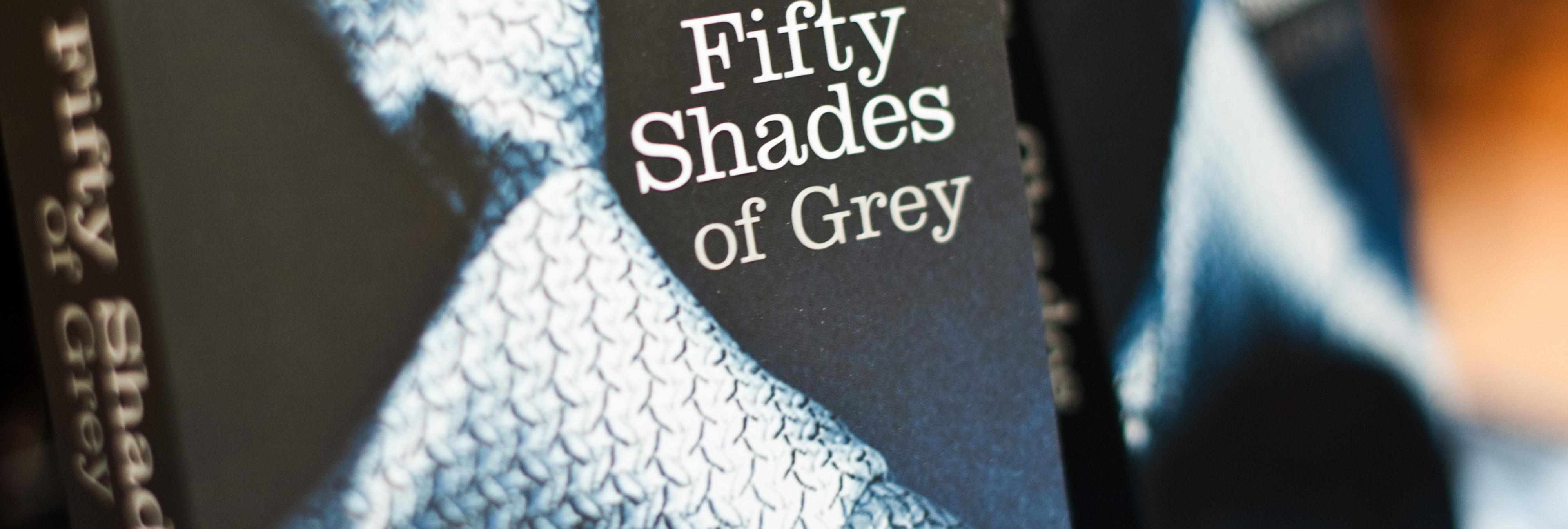 Esta librería está rogando a sus clientes que dejen de donar 'Cincuenta sombras de Grey'