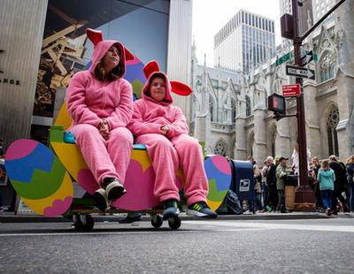 Cómo Nueva York ha convertido la Semana Santa en una fiesta divertida