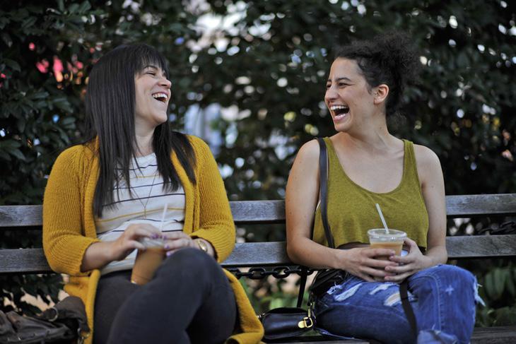 Abbi e Ilana, las reinas de la serie
