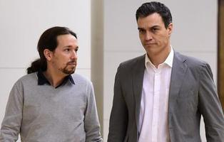 Sánchez e Iglesias: la reunión que podría conseguir formar Gobierno