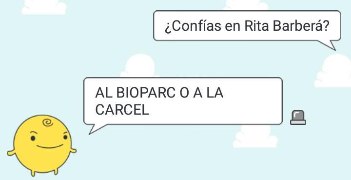 ¿Qué animal sería Rita?