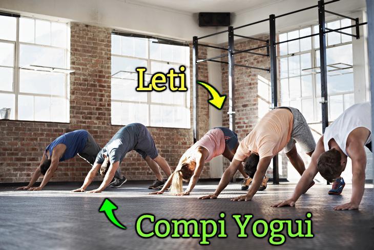 Una compi yogui traidora filtra imágenes de las clases de Letizia