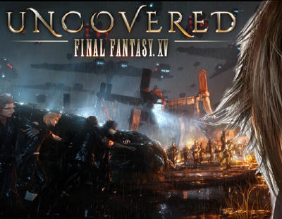 'Uncovered Final Fantasy XV' descubre todas sus armas
