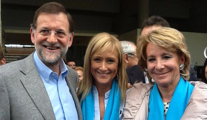Para los presentes en la foto Podemos es ETA
