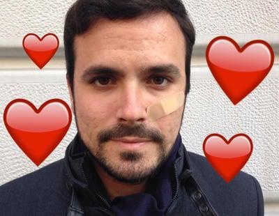 10 escenas costumbristas que podrían pasarte si tu novio fuera Alberto Garzón