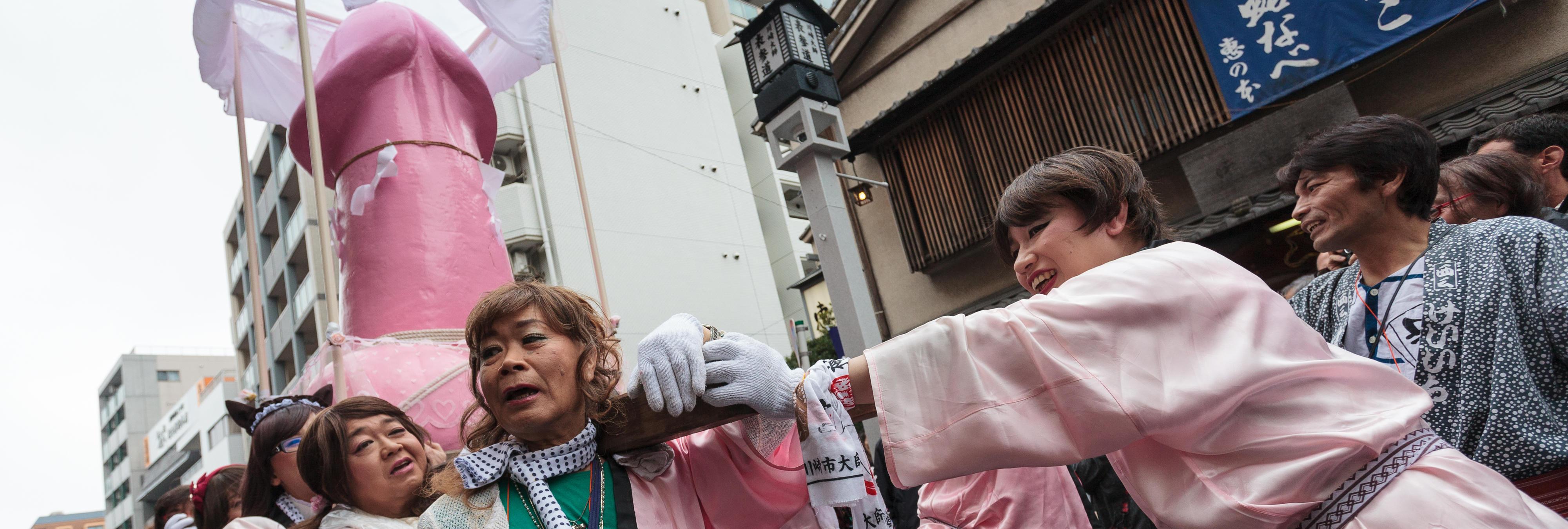 Kanamara Matsuri: así es el Día del Pene en Japón