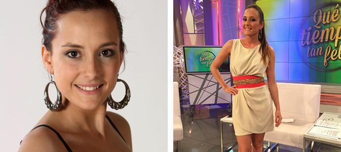 Anabel se ha afianzado en los programas de televisión