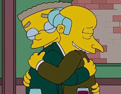 Así fue la esperada salida del armario de Smithers en 'Los Simpson'