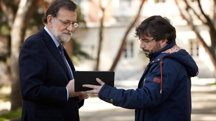 No, no fue un sueño de Jordi Évole