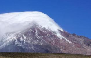 ¿Es el Chimborazo más alto que el Everest o no?