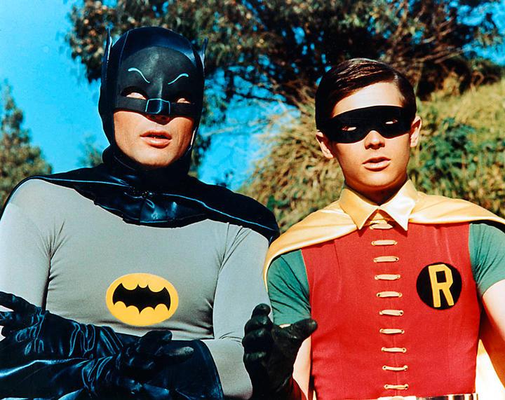 Las cejas del Batman sorprendido de 1966